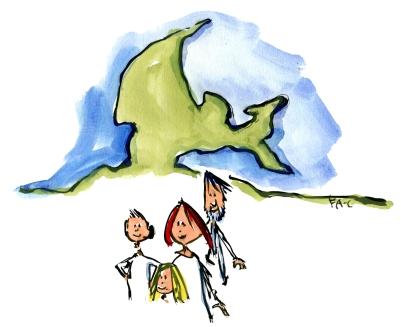 color-illustration-denmark-nordsee-ostsee-by-frits-ahlefeldt