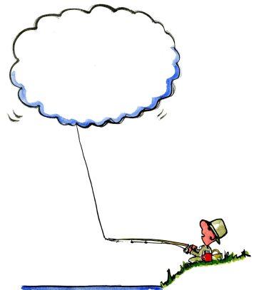 cloud-fishing